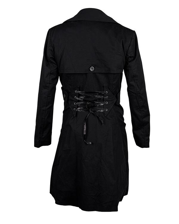 Jennifer Lawrence Silver Linings Playbook Wool-Blend Coat