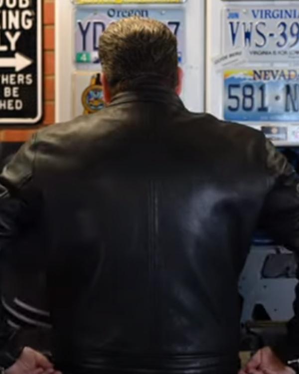Venom 2 Leather Jacket