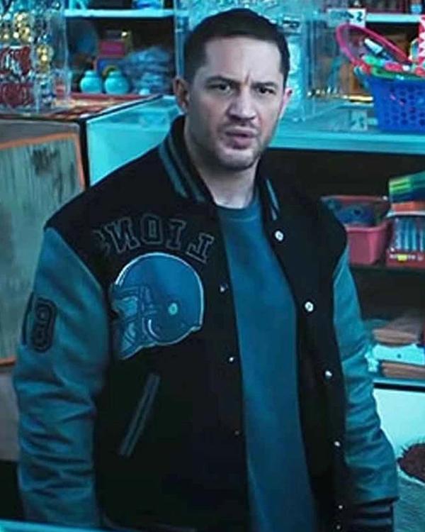 Venom 2 Tom Hardy Bomber Jacket