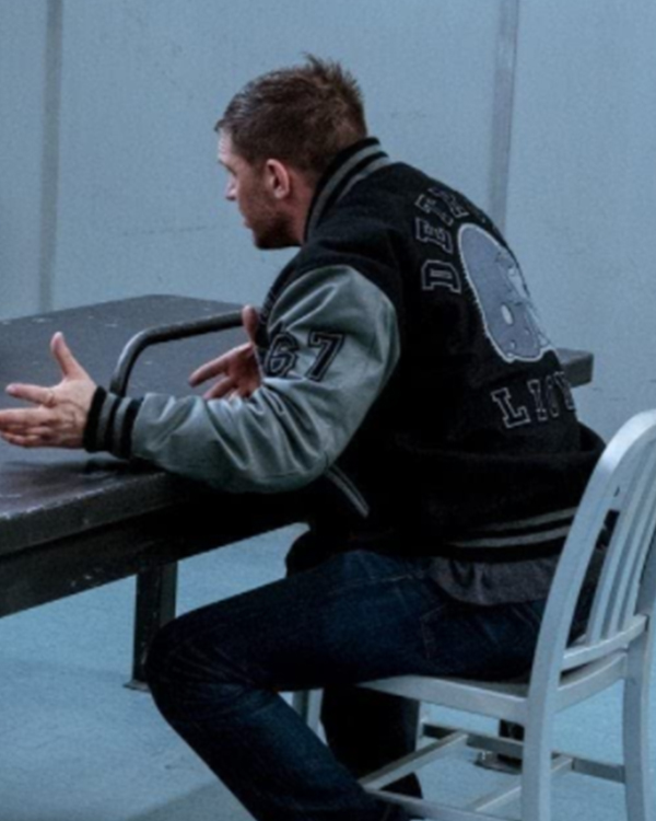 Venom 2 Tom Hardy Jacket