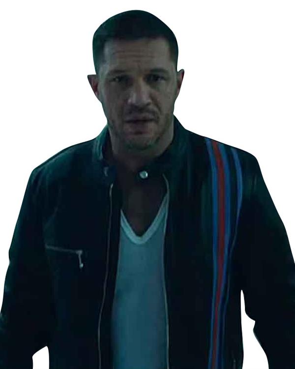 Venom 2 Tom Hardy Leather Jacket