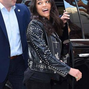 f9 michelle rodriguez leather jacket