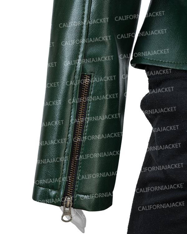 green-biker-leather-jacket-for-women