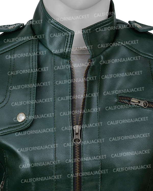 green-moto-leather-jacket-for-women
