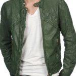 mens-green-leather-moto-jacket