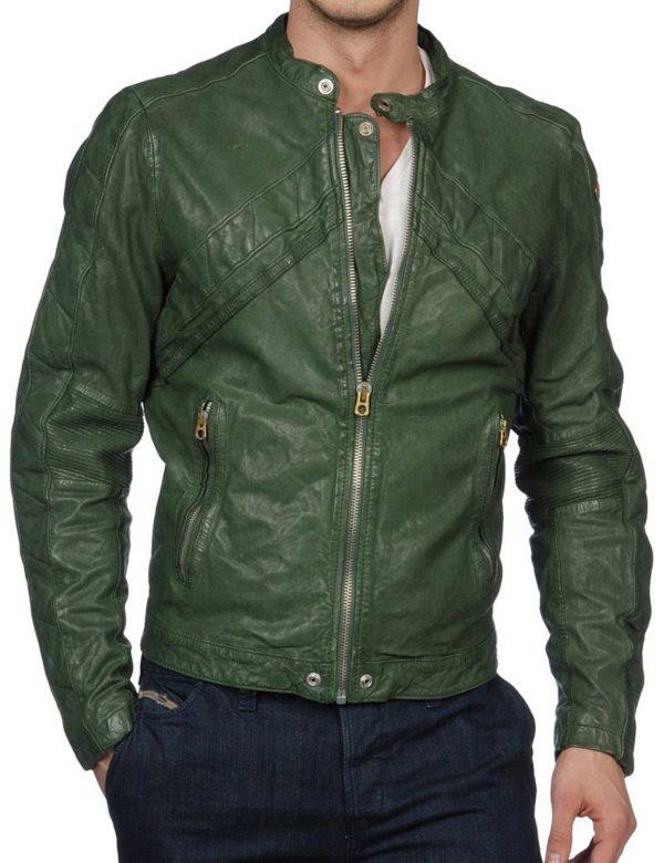 mens-green-moto-jacket