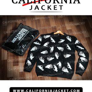 scare-me-aya-cash-black-sweatshirt-for-women