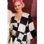 Anne-Marie-Our-Song-Plaid-Jacket.JPG7