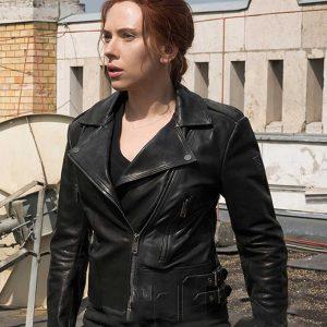 Black-Widow-Natasha-Romanoff-Motorcycle-Leather-Jacket