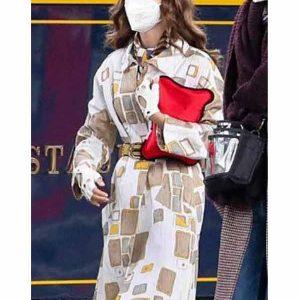 Emily-In-Paris-Lily-Collins-Printed-Coat