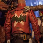 Marvel's Guardians of the Galaxy Star Lord Game Jacket