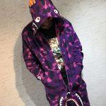 PurpleBape Hoodie
