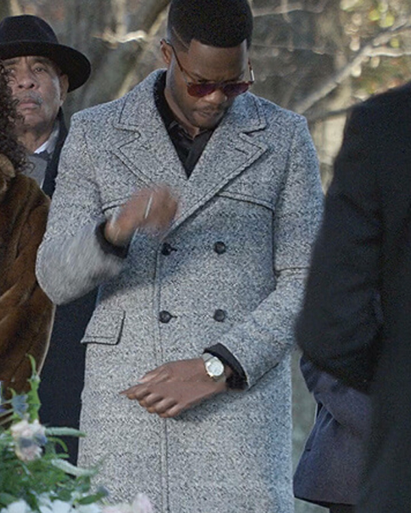 dynasty sam adegoke coat