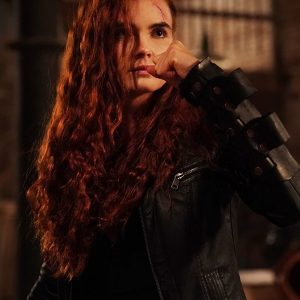 ivy wicked (the wicked trilogy) anna maiche leather jacket