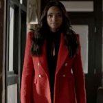 meagan tandy batwoman season 02 sophie moore red blazer