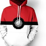 pokemon-go-pokeball-red-and-white-patch-hoodie