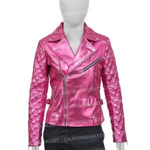 sex-lifesex-life-sarah-shahi-pink-jacket-sarah-shahi-pink-jacket