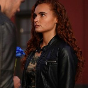 wicked (the wicked trilogy) anna maiche leather jacket