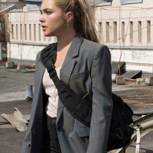 Black Widow 2021 Yelena Belova Blazer Jacket