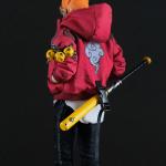 No Fear No Mercy Jacket