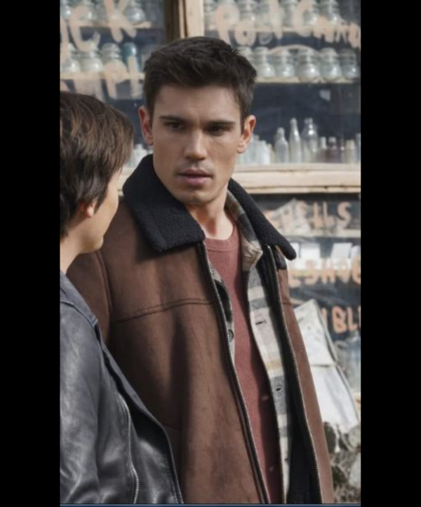 Roswell New Mexico Tanner Novlan Jacket