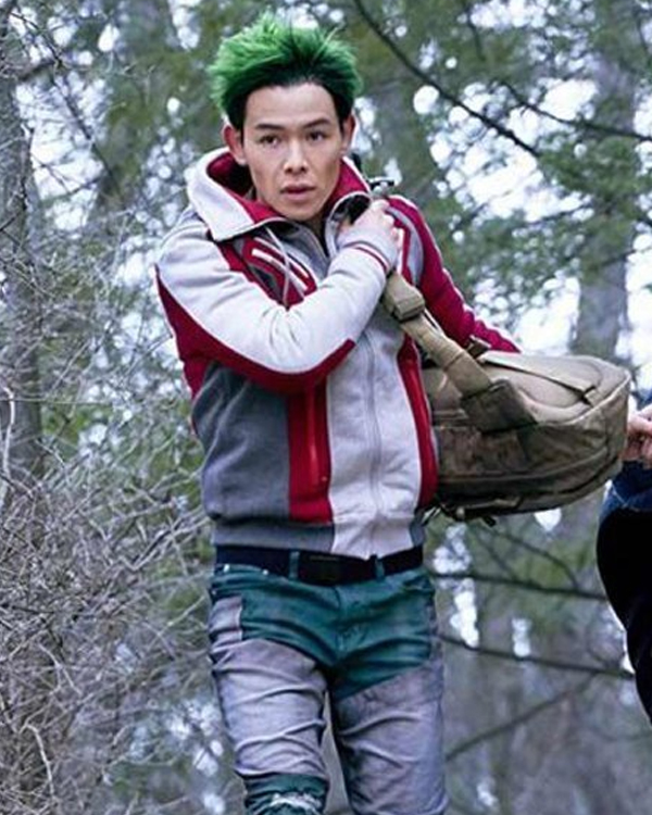 Ryan Potter Titans Bomber Jacket