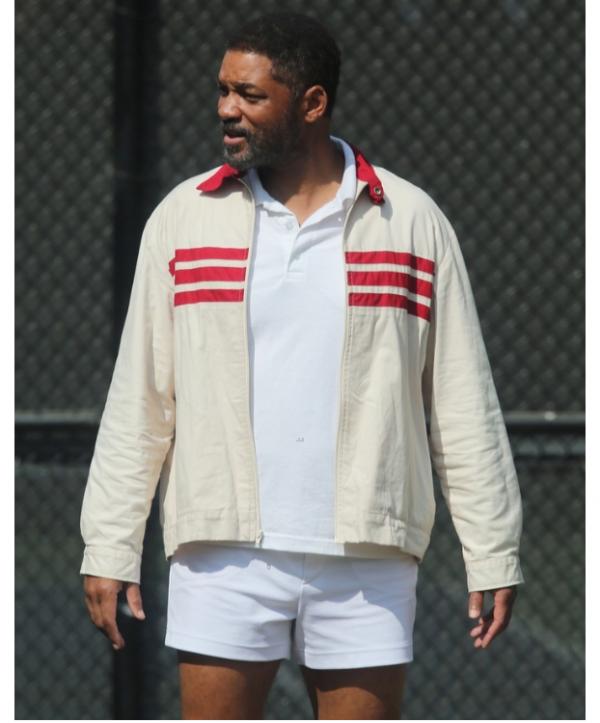king richard will smith jacket
