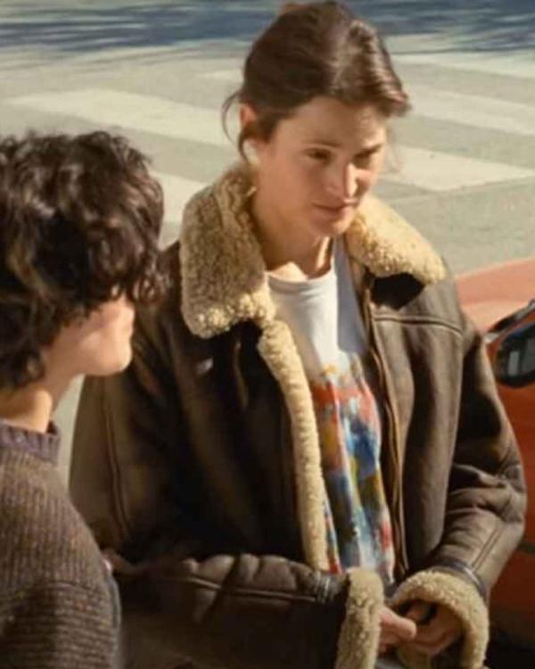 Beckett Lena Leather Jacket