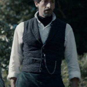 Charles Boone Chapelwaite Adrien Brody Vest