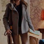Death She Wrote Paula Brancati Coat