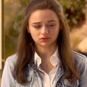 The Kissing Booth Joey King Denim Jacket