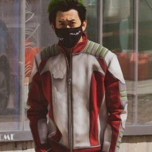 Titans S03 Ryan Potter Leather Jacket