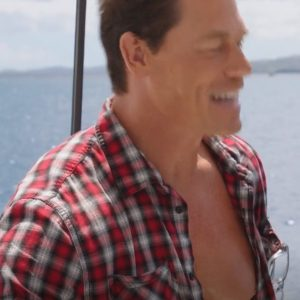 Vacation Friends John Cena Red Shirt
