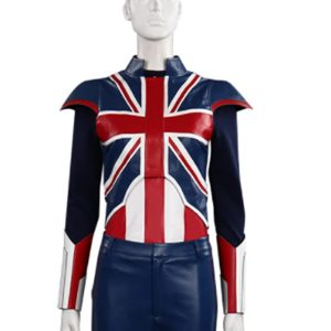 WHAT IF 2021 Peggy Carter Jacket