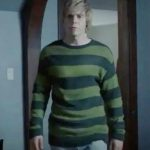 American Horror Story Tate Langdon Sweater For mens