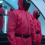 Squid Game Guard Jumpsuit