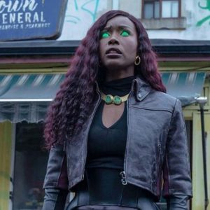 Titans-S03-Kory-Anders-Leather-Jacket