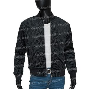 uncut-gems-adam-sandler-black-woolen-jacket