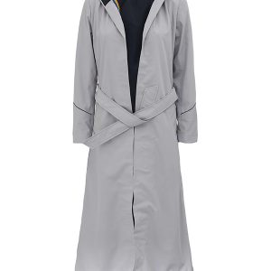 13th Doctor who Grey Jodie Whittaker Coat