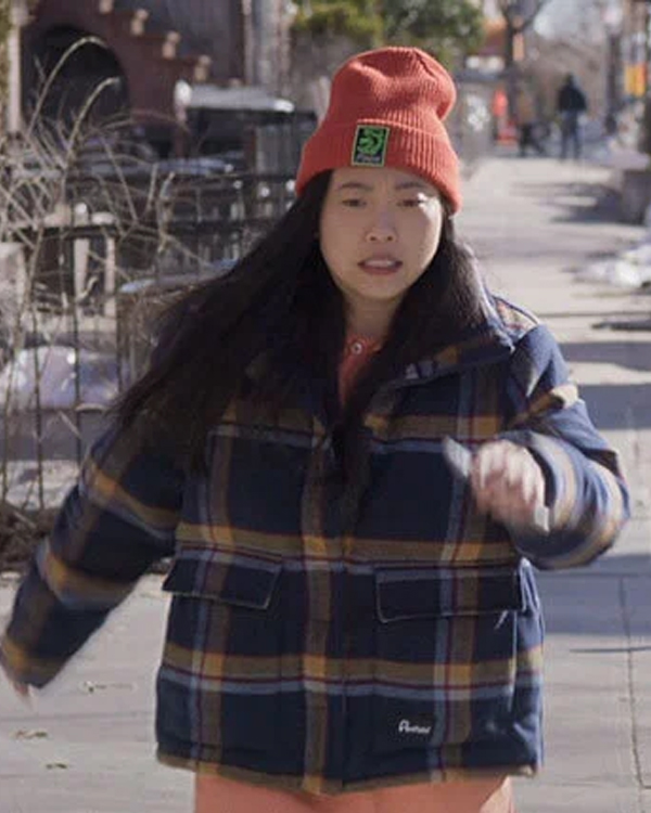 Awkwafina is Nora From Queens Jacket