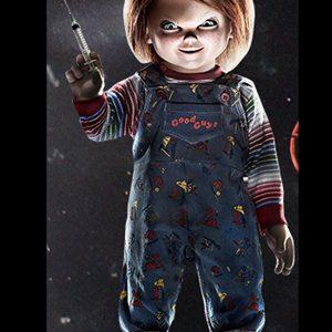 Chucky Blue Jumpsuit