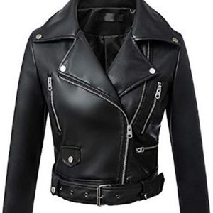 Chuckys Tiffany Valentine Leather Jacket