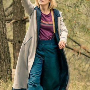 Jodie Whittaker Thirteenth Doctor Who Coat